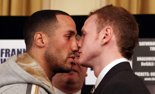 Boxing Betting: James DeGale v George Groves