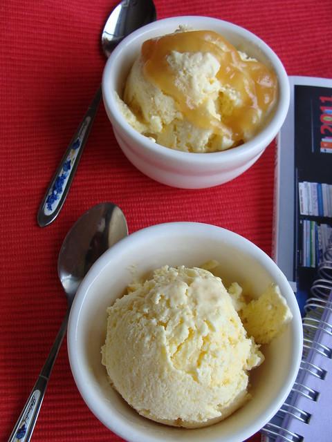 inghetata dietetica cu mango