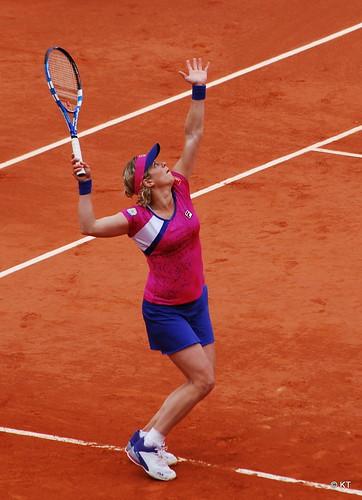Arantxa Rus - Kim Clijsters