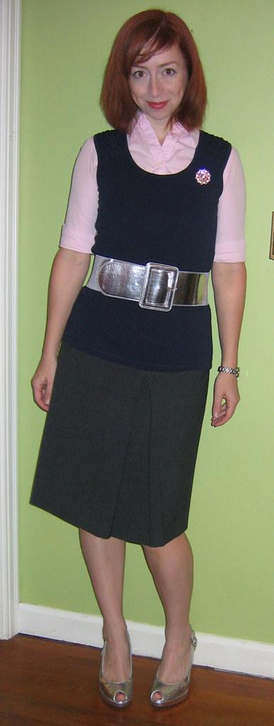 Belts Over Shirts