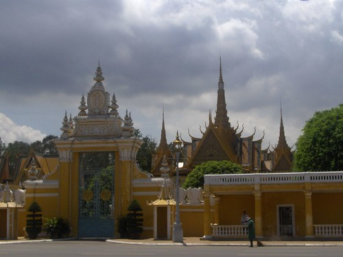 Cambodian Royal Palace