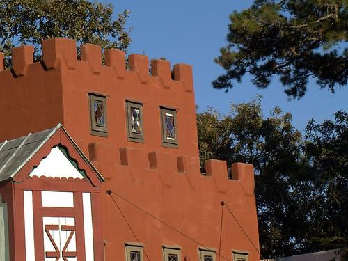 Castle Walls at TRF