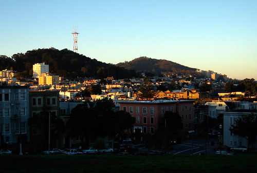 Alamo-Haight near Sunrise