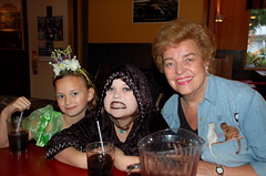 Halloween pizza party recital 2007 - 06 (Derek K. Miller) Tags: costumes party music halloween singing piano dressup voice recital pizza burnaby 2007 meneds