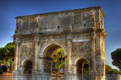Arch (vgm8383) Tags: italy rome canon rebel colosseum romanforum archofseptimiusseverus septimusseverus xti 400d rebelxti theperfectphotographer