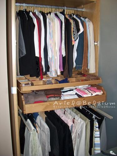 my closet - IKEA