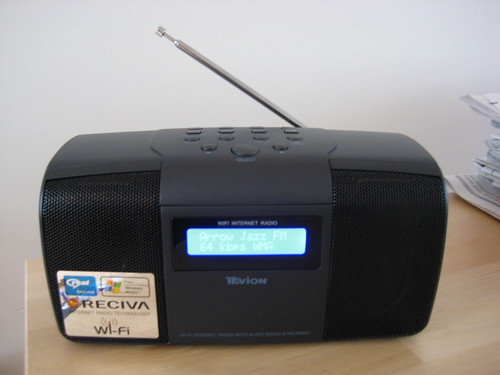Tevion Internet Radio