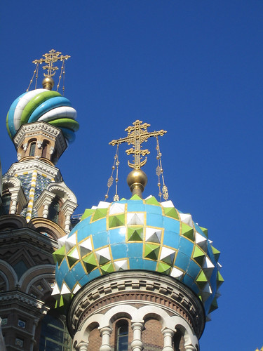 st petersburg church on the saviour blood