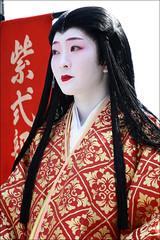 K I M I N A : Jidai Matsuri (mboogiedown) Tags: travel woman beauty festival japan asian japanese kyoto asia traditional culture geiko kanji geisha tradition kansai matsuri ages murasaki miyagawa jidai shikibu discoverkyoto heain