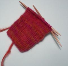 Cheyla's mitten