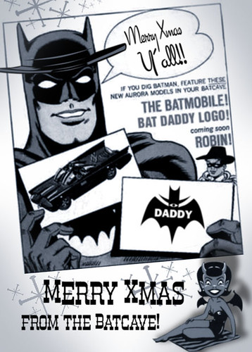 Bat Daddy Greetings!