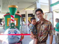 Candy Cane Train