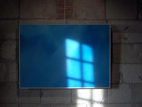 Eraldo Buratti - Paysage intérieur avec effet de soleil (21 décembre à 15 h 51)