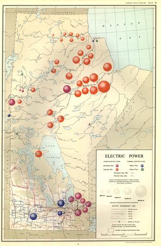 history maps manitoba hydro economic cartographymanitobahistory