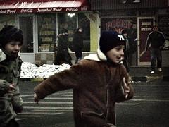 I'm runnin free (B75 - Balkan Record) Tags: romania bacau kids candid elomo freedom run winter street people lv flickr keep 2019