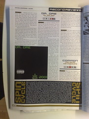 125 Dr.Dre; The Chronic 2001 review in XXL Jan:Feb 2001 NO.22.jpg (Tusken Raider) Tags: 2001 review xxl chronic 125 janfeb the drdre no22jpg