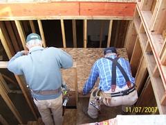 301 (spshabitat) Tags: building green washington olympia wa habitatforhumanity volunteer greenbuilding phaseii getinvolved lowincome southpugetsound