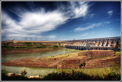 Itaipu (Kaj Bjurman) Tags: brazil plant eos do power paraguay hdr foz kaj iguacu itaipu hydroelectric cs3 photomatix 40d diamondclassphotographer bjurman
