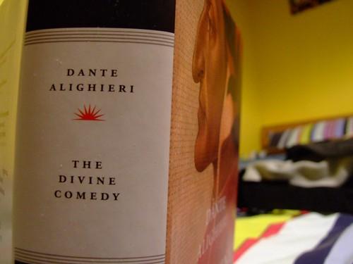 The Divine Comedy by Dante Alighieri, book.