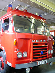Classic Dennis Pumper (Can Pac Swire) Tags: road bridge red england house london station museum truck fire hall britain united great engine kingdom equipment 94 engines british trucks dennis fighting winchester exhibits southwark apparatus brigade pumper 94a lfb jlt446k