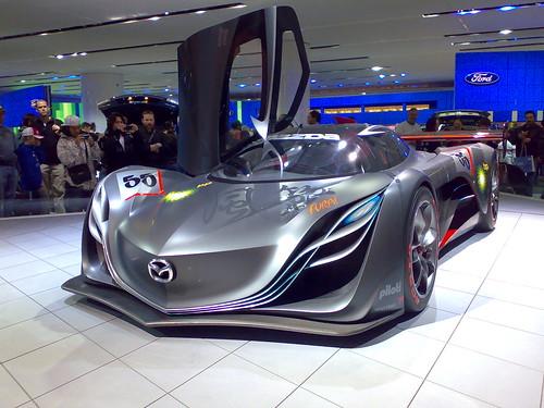 Mazda Furai (Мазда Фураи) 2008