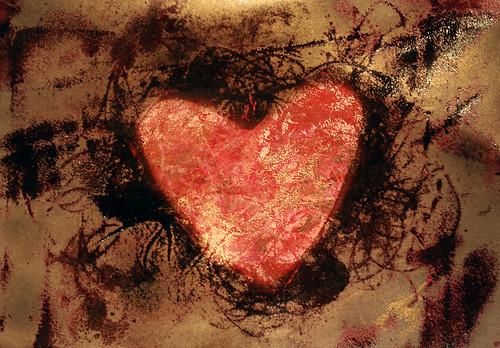 The heart by Sara Björk