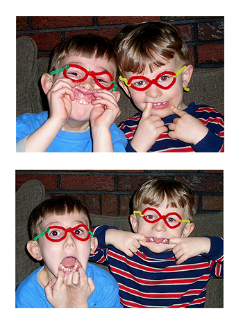 Glasses Boys