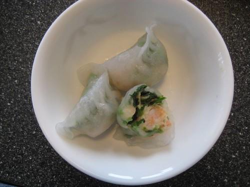 crescent dumplings