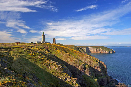 Morning Light on Cap Fréhel (France)