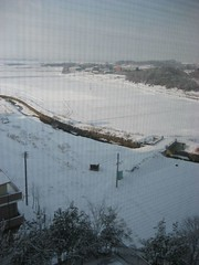 Winter View from my Apartment Window