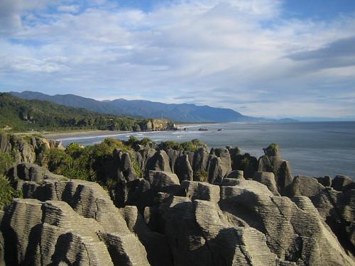 Punakaiki New Zealand  city photos : Pancake Rocks, Punakaiki, New Zealand Backpacker Ben