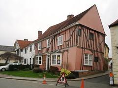 Market Lane, Lavenham