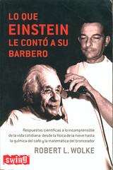 Robert L. Wolke, Lo que Einstein le contó a su barbero