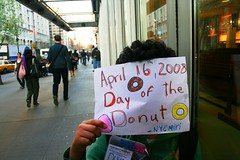 April 16 - Day of the Donut