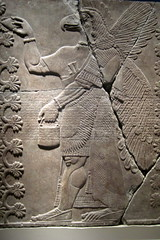 NYC: Brooklyn Museum - Reliefs of King Ashur-nasir-pal II - Eagle Headed Genie Between Two Sacred Trees (wallyg) Tags: nyc newyorkcity ny newyork art museum brooklyn landmark relief gothamist prospectheights brooklynmuseumofart brooklynmuseum assyrian sacredtree kingscounty ashurnasirpal nationalregisterofhistoricplaces kalhu ashurnasirpalii nrhp usnationalregisterofhistoricplaces newyorkcitylandmarkspreservationcommission wwwbrooklynmuseumorg kingashurnasirpalii kingashurnasirpal palaceofashurnasirpalii eagledheadedgenie eagleheadedgeniebetweentwosacredtrees reliefsofkingashurnasirpalii reliefsofkingashurnasirpal hagopkevorkiangallery