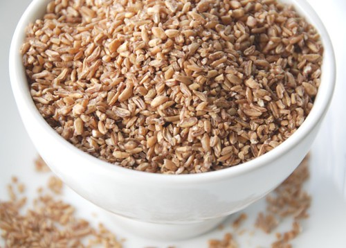 raw bulgur wheat