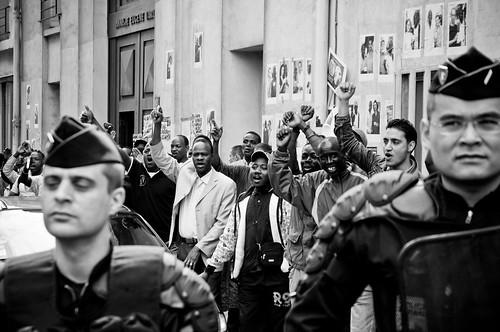 Manifestation de la fonction publique - 15 Mai 08