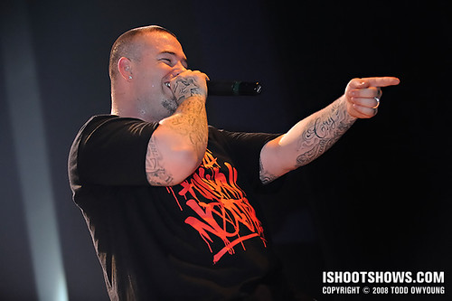 Paul Wall @ the Pageant -- 2008.05.13