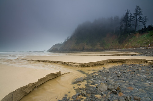Indian Beach, Oregon