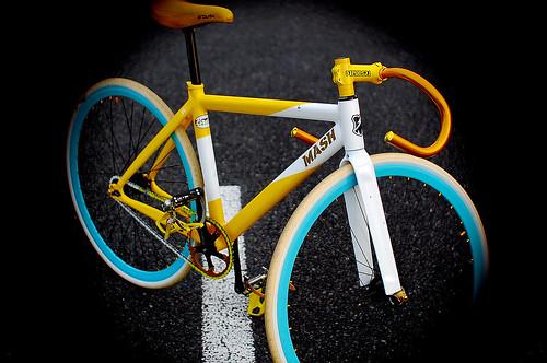 mu-zi bike