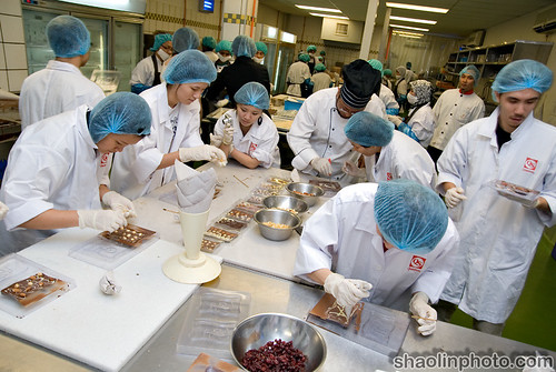 Fidani Chocolate Making
