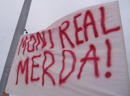 Montreal Merda
