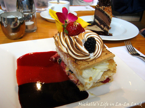 Extraordinary Desserts- Lemon Meringue Napoleon