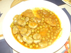 broad bean stew