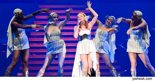 Kylie Minogue @ Patriot Center