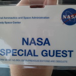 Super Special Guest Badge for the VAB