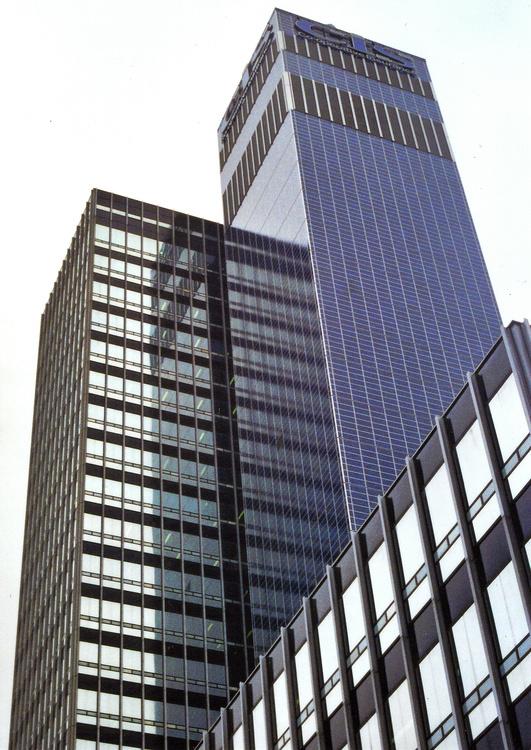 CIS Solar Tower
