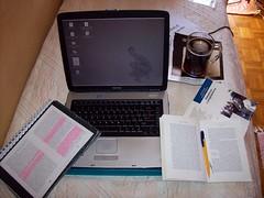 writing _n bed