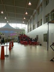 Atrium Hanzehogeschool, Groningen