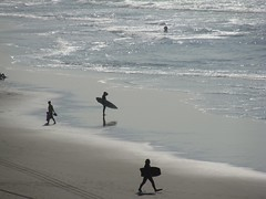 At the edge (easywriterguy) Tags: sanfrancisco surfer surfing oceanbeach surfers